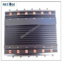 12 antennas cellular-wifi-gps-lojack-433-315mhz all in one jammer thumbnail image