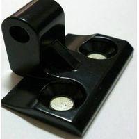aluminum/zinc diecasting hinge
