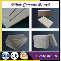 Fireproofing Materials Fiber Cement Board