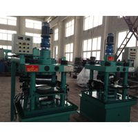 Wire rod straightening and cutting machine in China