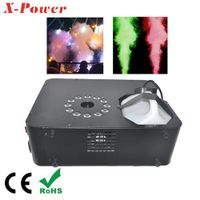 geyser led smoke machine