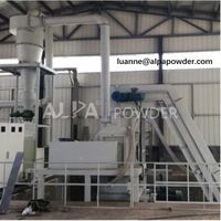 Ultrafine Grinding Pin Mill Pulverizer thumbnail image