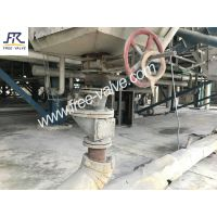 Flanged Ceramic Discharge Knife Gate Valve for Coal Washing Plant thumbnail image