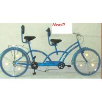 tandem bicycle(two-person bicycle)(YL-0350)(3 kinds) thumbnail image