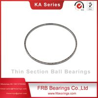 Stainless steel slim bearings-Augular contact ball bearings SA Series thumbnail image