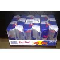 Austrian Red Bull Energy Drink 250ml thumbnail image