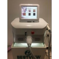 Newest 3-In-1 Diode Laser 755+808+1064nm Hair Removal Machine Spa Clinic Hospital Use thumbnail image