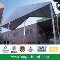 Special aluminum tent with excellent 6061/T6 aluminum