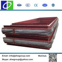 RS801 150 flexible joint fabric expansion joint air duct compensator