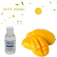 Hot selling In Malaysia Vape Flavor Gold Mango Used for Making e-liquid