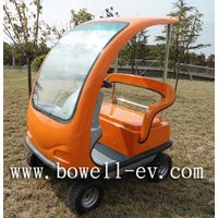 Mini 2 seat electric golf car thumbnail image
