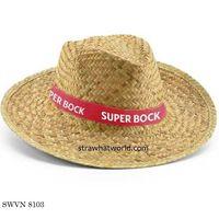 Cowboy Hat, Cowboy Straw Hat, Men's Straw Hat, Men's Hat thumbnail image