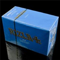 King Size Rizlas Cigarette Rolling Papers regular size, RED,BLUE,SILVER,GREEN thumbnail image