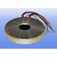 toroidal transformer for lighting