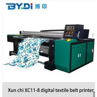 Large Format Tshirt Textile Fabric Digital Printer Machine XC11-8
