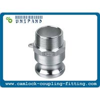 Stainless Steel Camlock Fittings (cam and groove quick coupling)-Type F