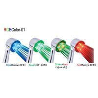 LED shower head made in Korea thumbnail image