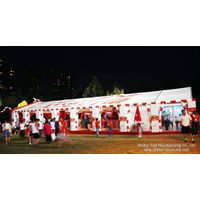 10*20m outdoor party marquee tent for sale thumbnail image