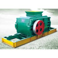 Concrete brick setting machine