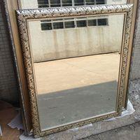 China custom Silver decorative wall bathroom foam framed smart mirror