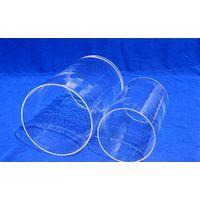 Extra large quartz tube for furnace application