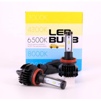 Super Price YZ LED Car Lighting 40W 6000LM H11 Auto Led Bulbs with CSP chip