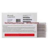100% Working Microsoft Windows 10 Professional FPP Blue COA Sticker Windows 10 Pro key DVD OEM Pack thumbnail image
