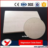High density Fire proof mgo board for fireplace