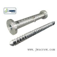 Rubber Extruder Machine Screw and Barrel thumbnail image