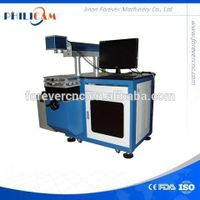 75W Iron YAG Laser Marking Machine 100*100mm/200*200mm