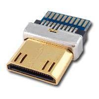 connector (Mini HDMI Male)