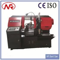 GS-400 automatic hydraulic continous cutting metal band saw