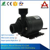 DC12v motor 4m / 5m high pressure water pump for car wash
