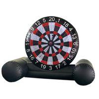 Inflatable foot dart inflatable soccer darts board thumbnail image