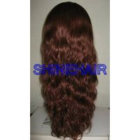 LOOSE WAVE LACE WIG OF HUMAN HAIR