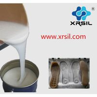 Shoe mold making silicon,XINRUN Silicone