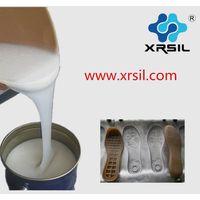 Shoe mold making silicon,XINRUN Silicone