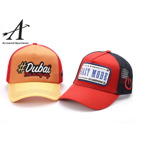 2020 Hot Sale Custom Logo New Fashion Trucker Mesh Cap Hats/Baseball Cap/Sport Cap