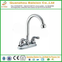 double handle kitchen filtered water faucet BS-KF201505