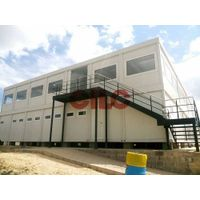 Flat Pack Container House for Temporary Living