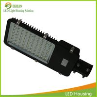 Eco-Friendly design led die cast street light casing no driver