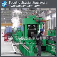 H beam welding processing line / angle processing line