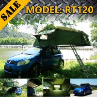 Outdoor Flolding Camping Car Top Tent: RT-130