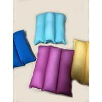 Hot sale foldable pillow, pillow, home decoration, travel using
