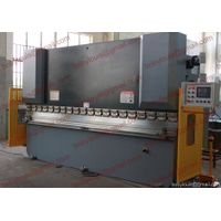 Hydraulic bending machine for sheet metal bending WC67K-250T4000