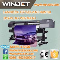 Good supplier! large format digital printer whole sale price