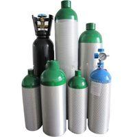 Ambulance Breathing Oxygen Cylinders