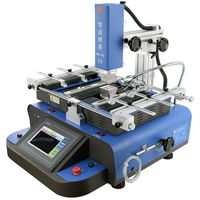 Laptop / ps3 / phone boards ic chips repair machine WDS-580 micro soldering station with best price