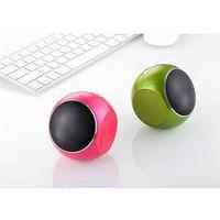 Portable cute mini wireless speaker