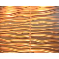 MDF panel interior construction material wave effect thumbnail image
